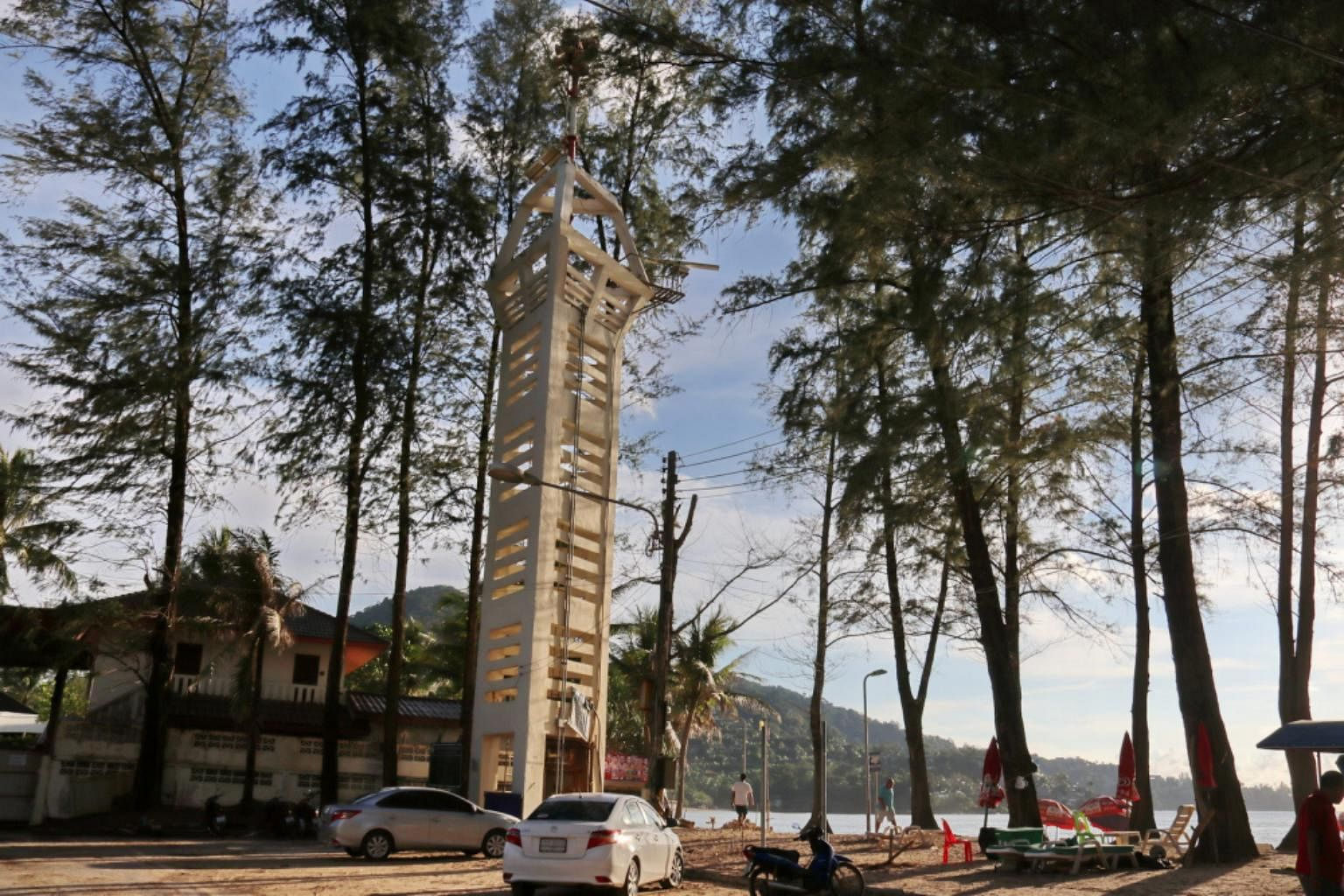 Faulty tsunami warning system in Phuket worries locals, SE