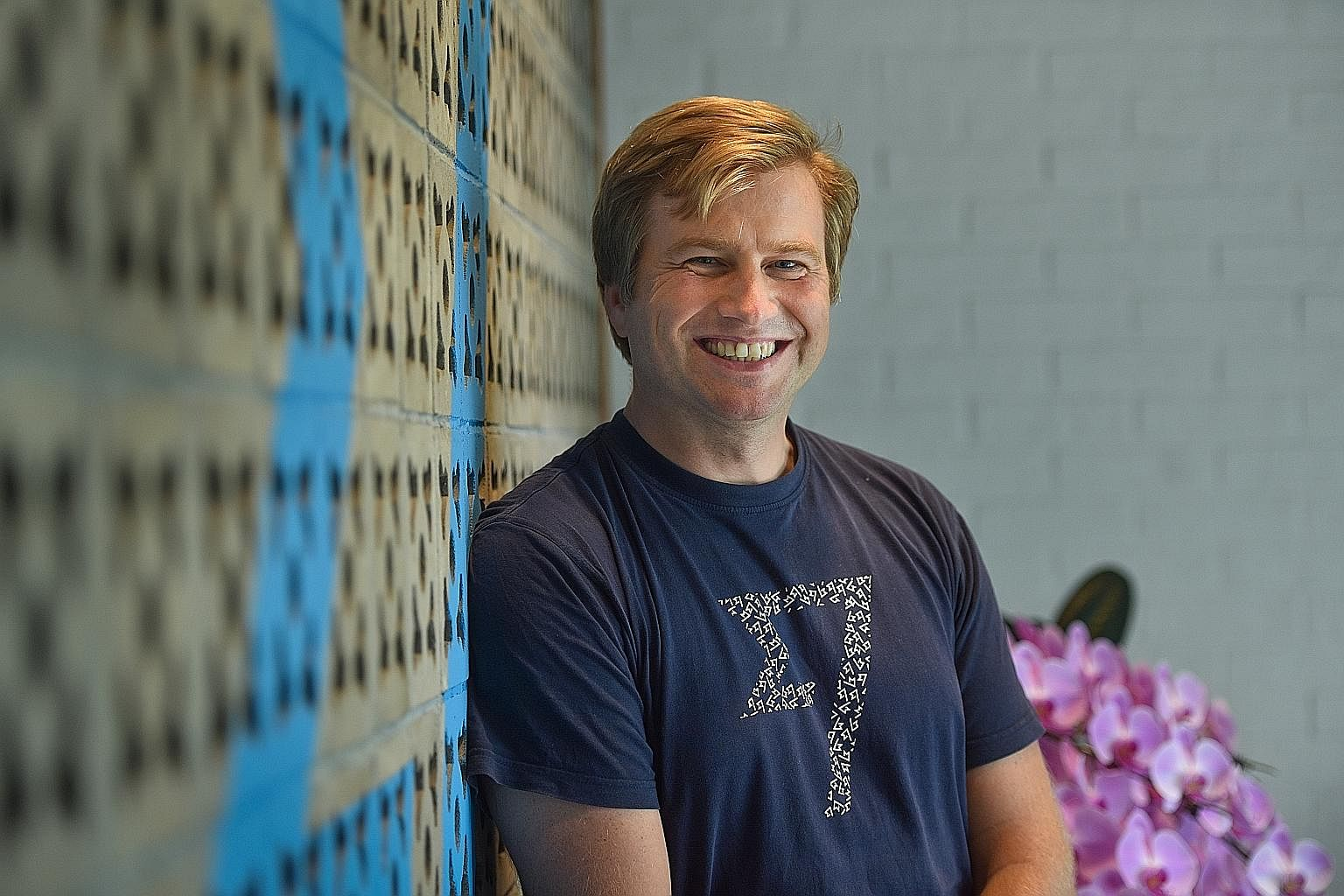 In 2011, Mr Kristo Kaarmann (above) teamed up with Skype's first employee, Mr Taavet Hinrikus, to start money transfer firm TransferWise after he realised that for international money transfers, banks were using different levels of margin in the exch