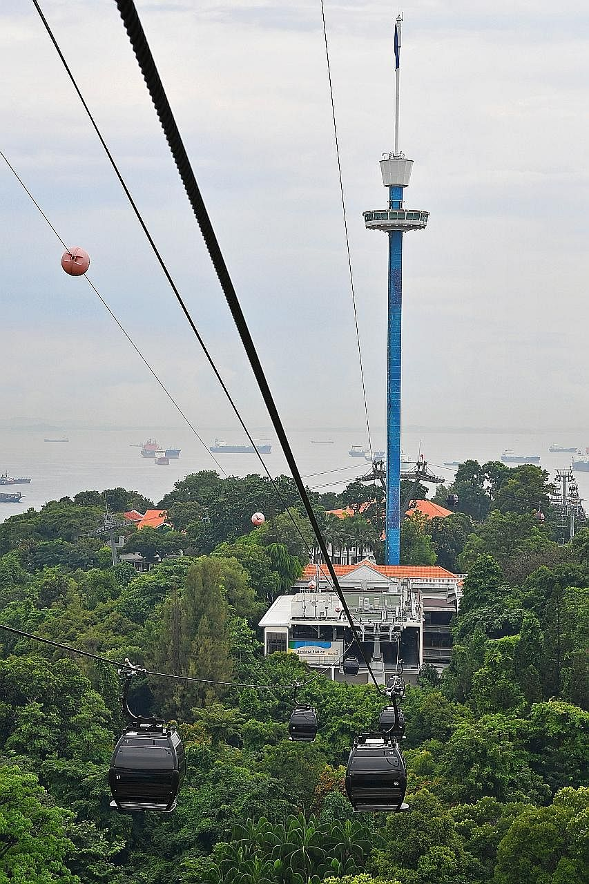 The Tiger Sky Tower, which reopened last November following a stalling incident three months earlier, is closing after negotiations to renew the lease fell through. It will be moved and rebuilt in another country.