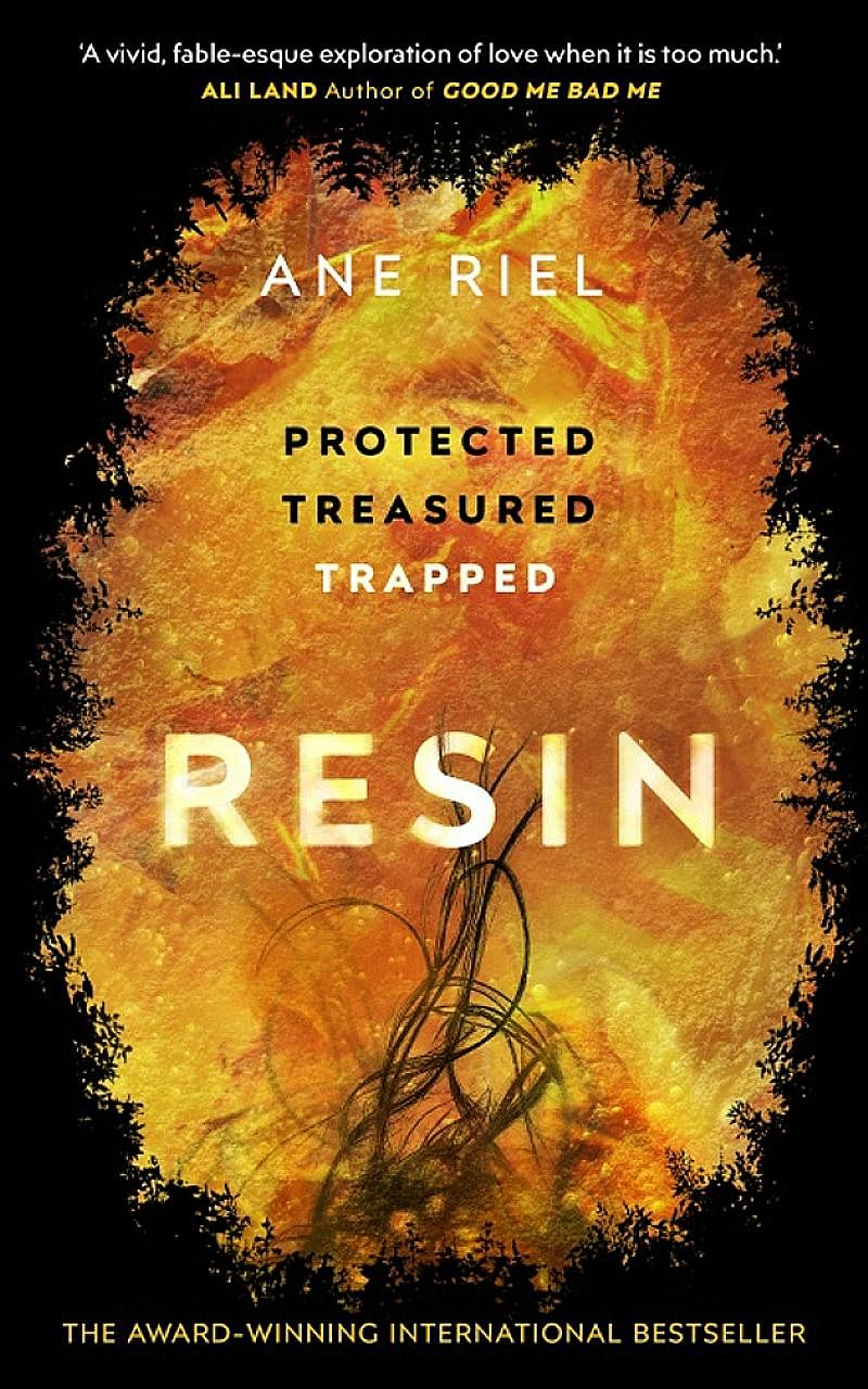 Resin by Ane Riel has plenty of macabre humour, but lacks psychological insight into the main characters.