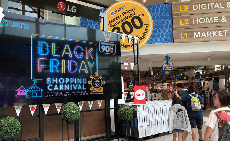 6 Things To Know About Black Friday Sales Singapore News Top Stories The Straits Times