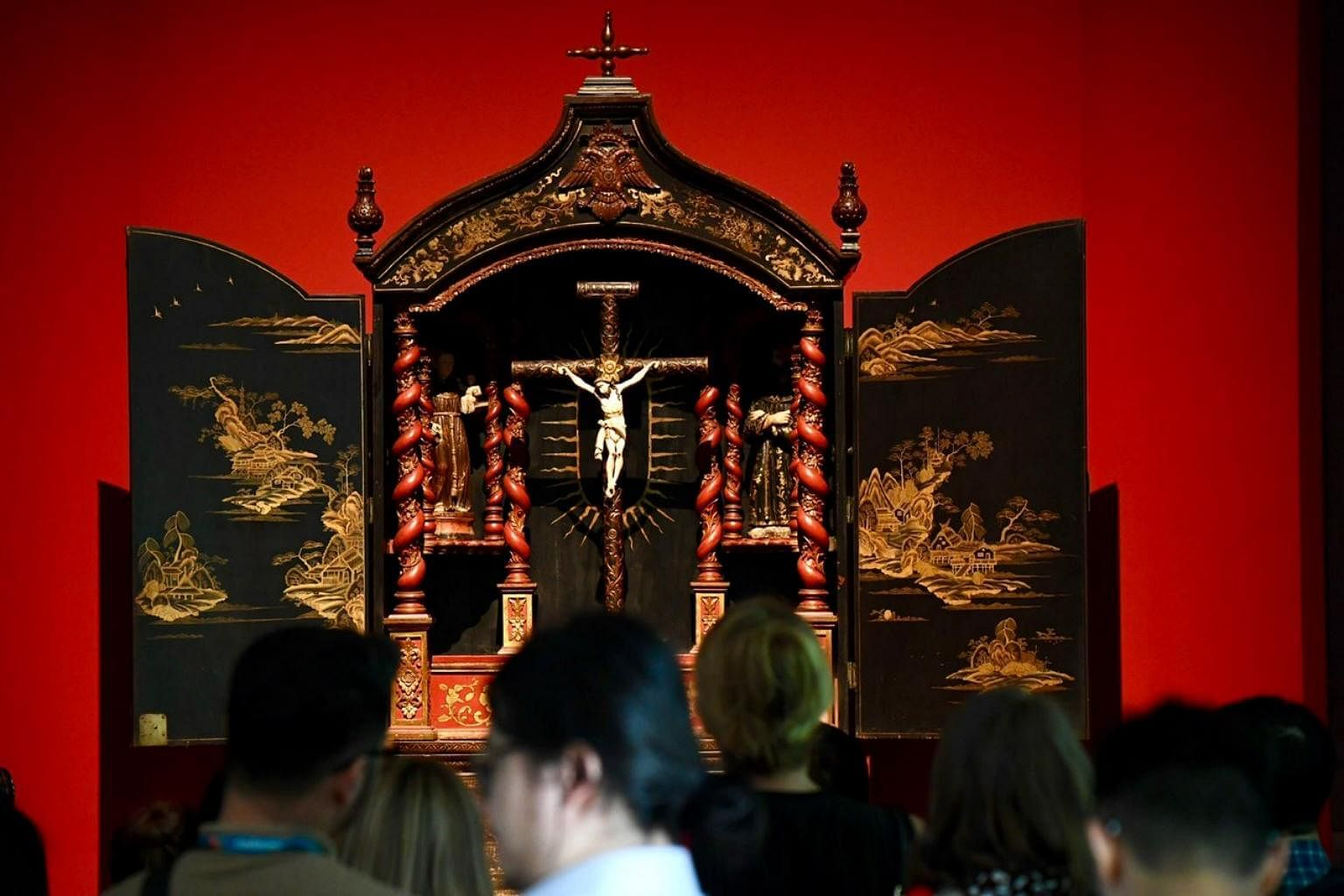 Asian Civilisations Museum to open 3 new galleries for Christian Art