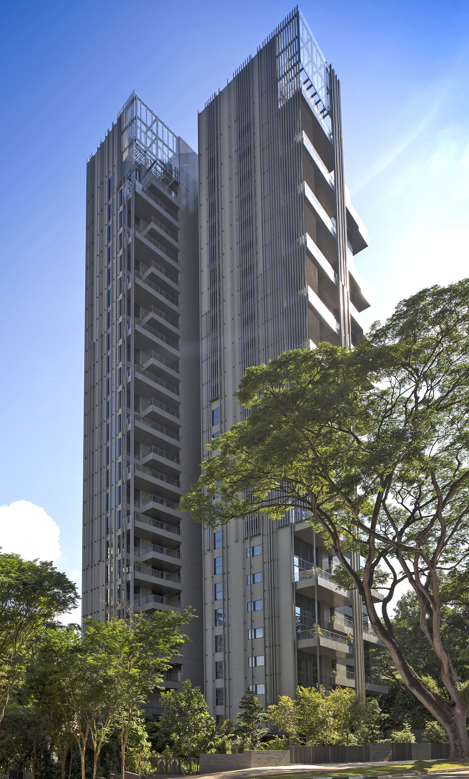 Designed by Italian architect Antonio Citterio, 3 Orchard By-The-Park will have 53 units up for sale at the launch tomorrow, out of a total of 77.