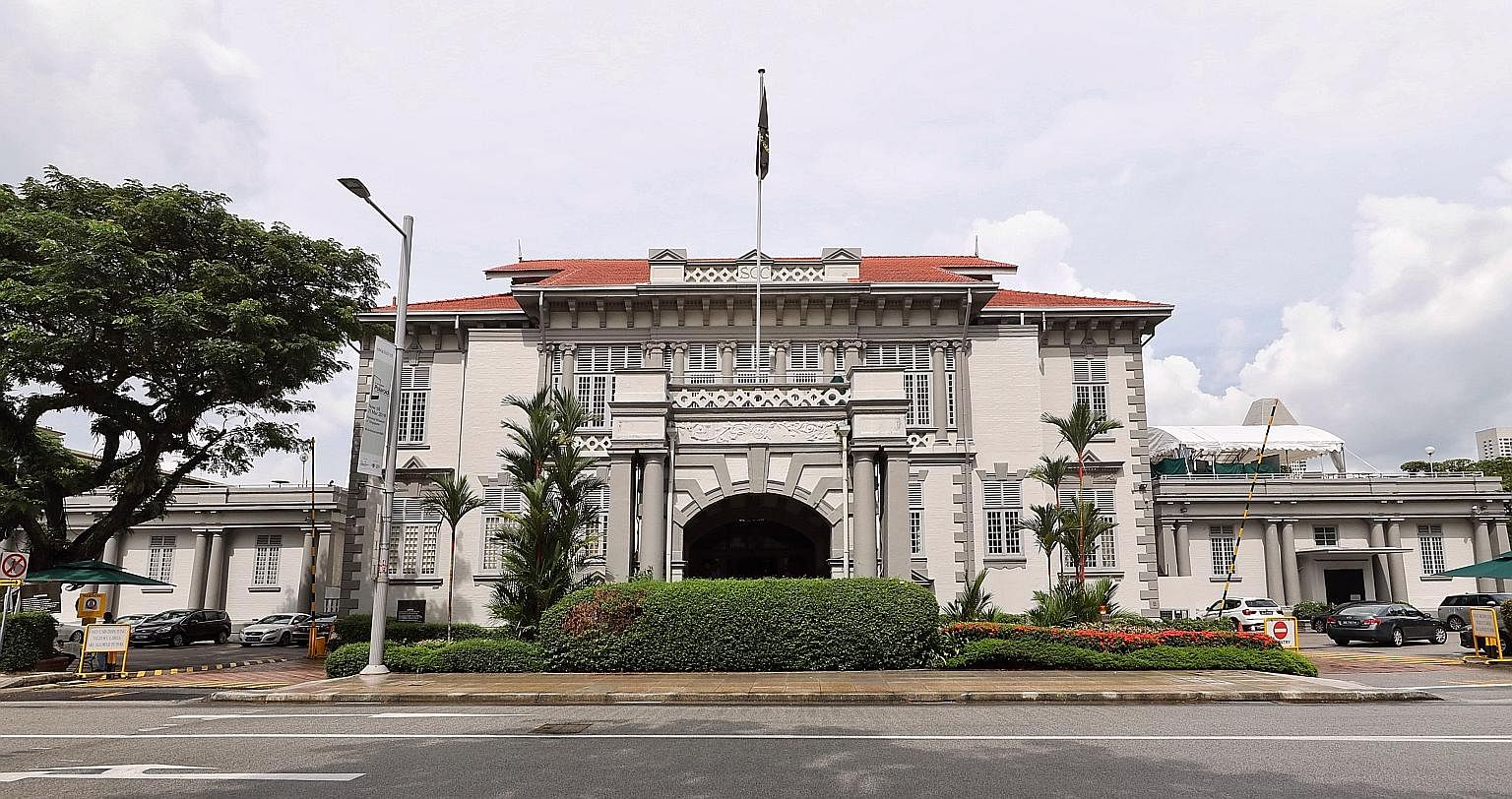 The Singapore Cricket Club (far left), the Tanglin Club (above) and the British Club (left) do not allow maids on their premises. The British Club does make an exception if there is an event for maids.