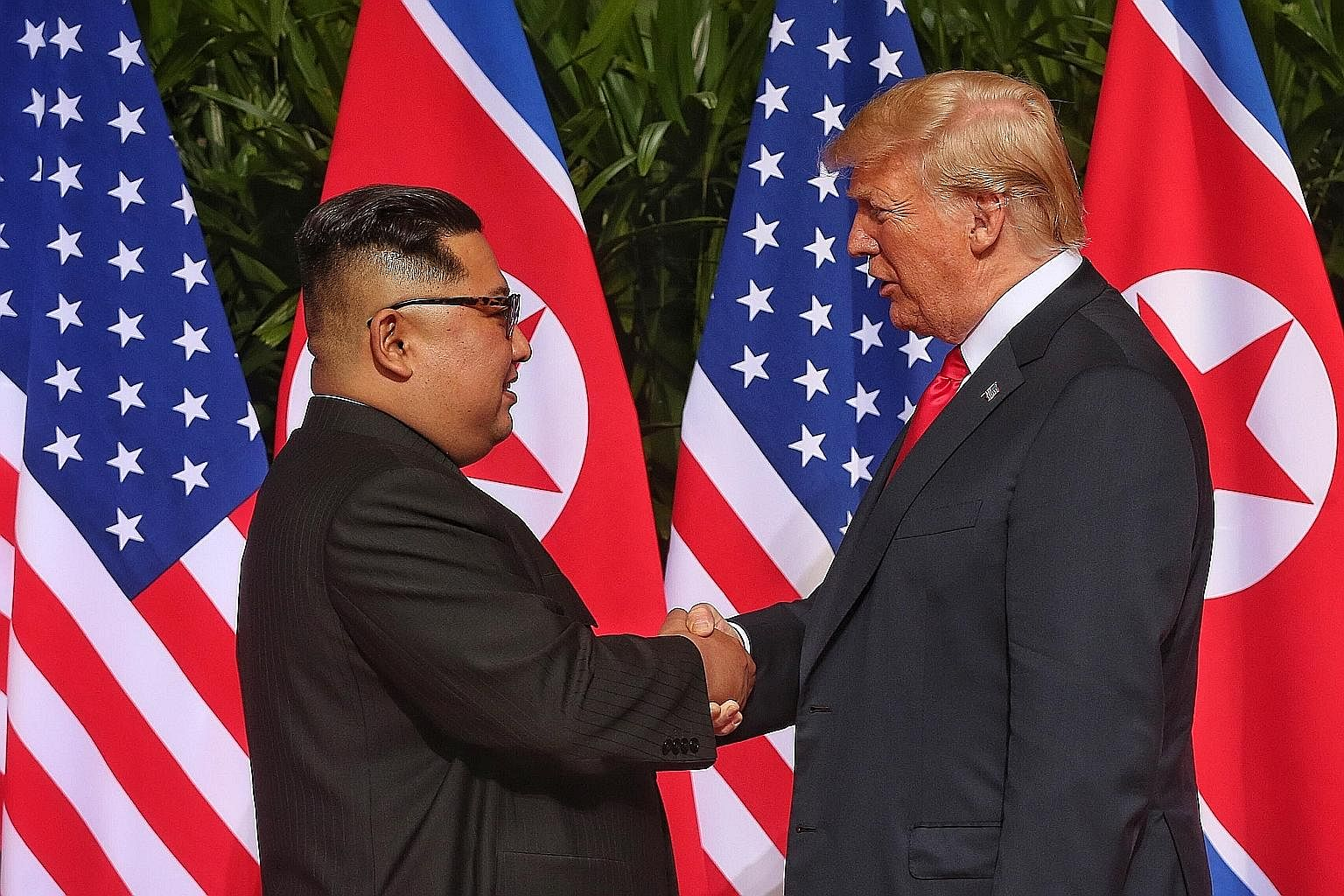 In June, global attention was on Singapore as it hosted the summit between US President Donald Trump and North Korean leader Kim Jong Un.