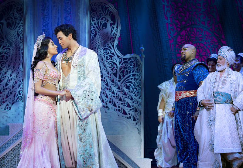 Disney's Aladdin musical to fly into Singapore in 2019, Arts