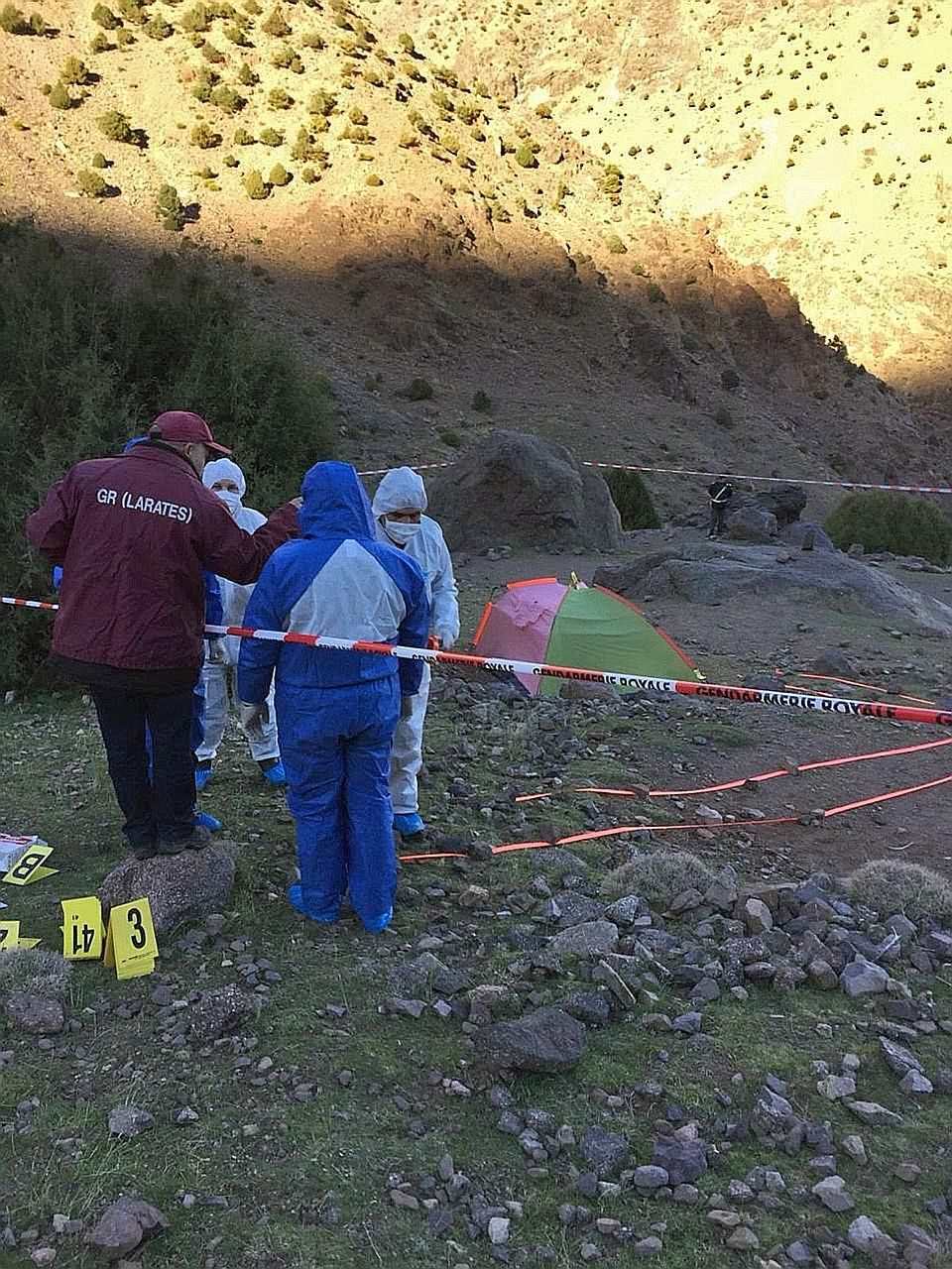 Morocco Nabs 9 More Suspects In Murder Of 2 Hikers World News Top