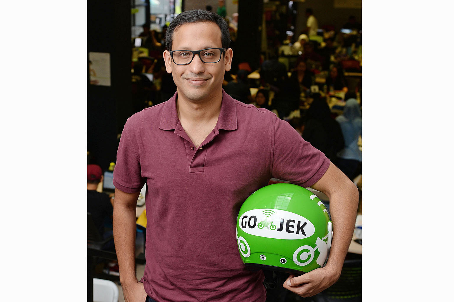 Mr Nadiem Makarim's company Gojek has announced plans to expand to Vietnam, Thailand, the Philippines and Singapore.