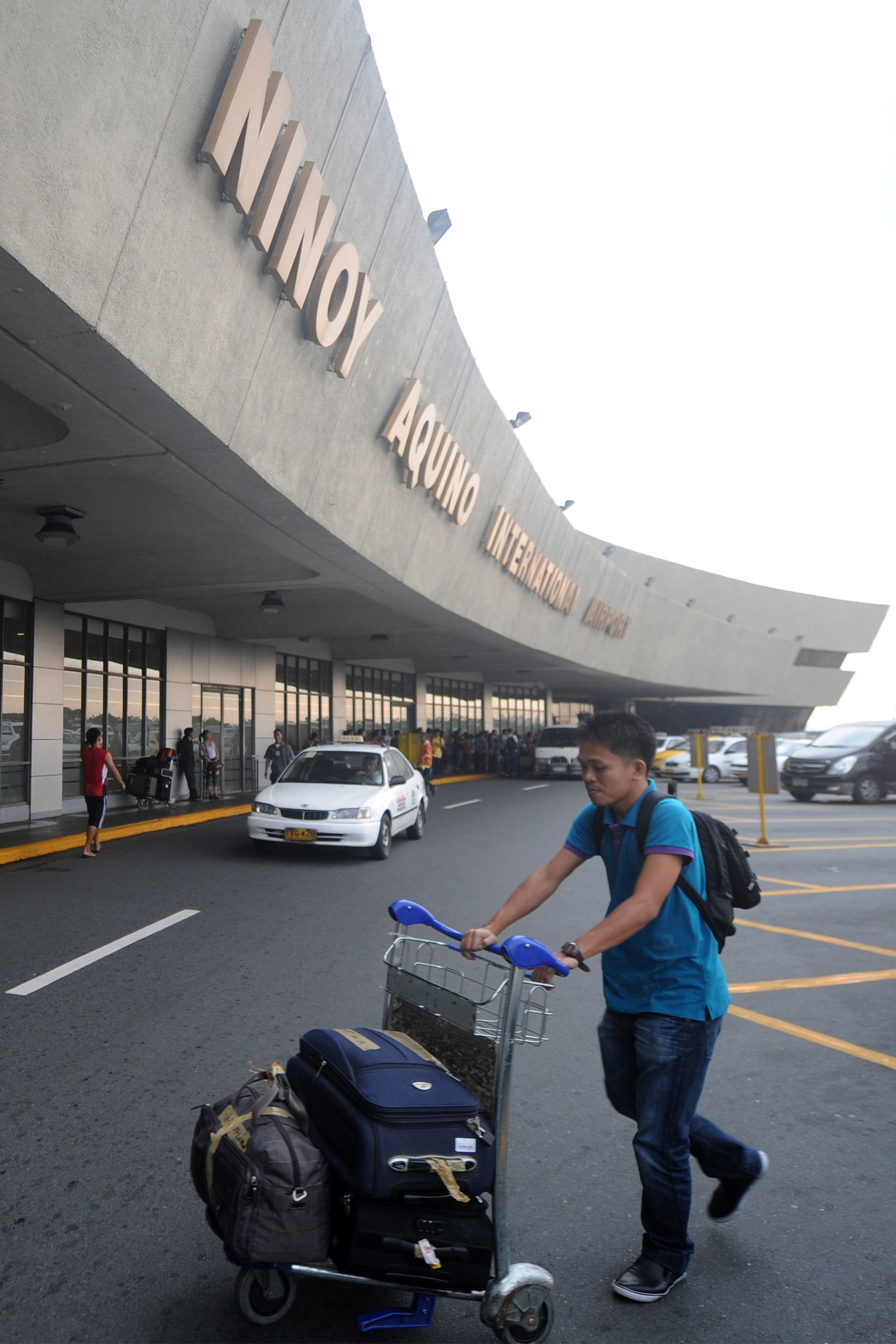 US issues security warning over Manila airport, SE Asia News
