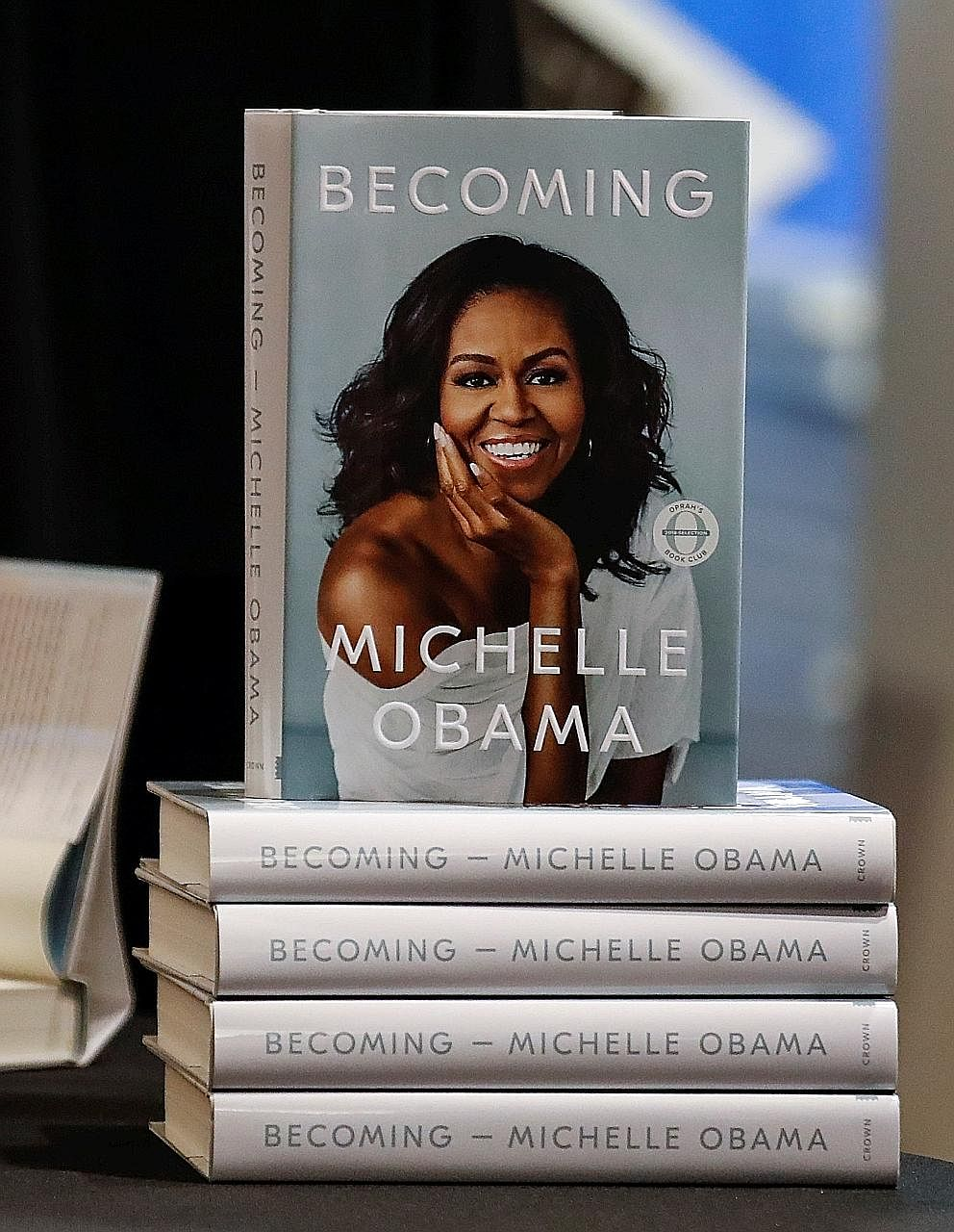 Mr Barack Obama's top picks for 2018 include (from left above) his wife's book Becoming, the movie Black Panther and a song by Janelle Monae.