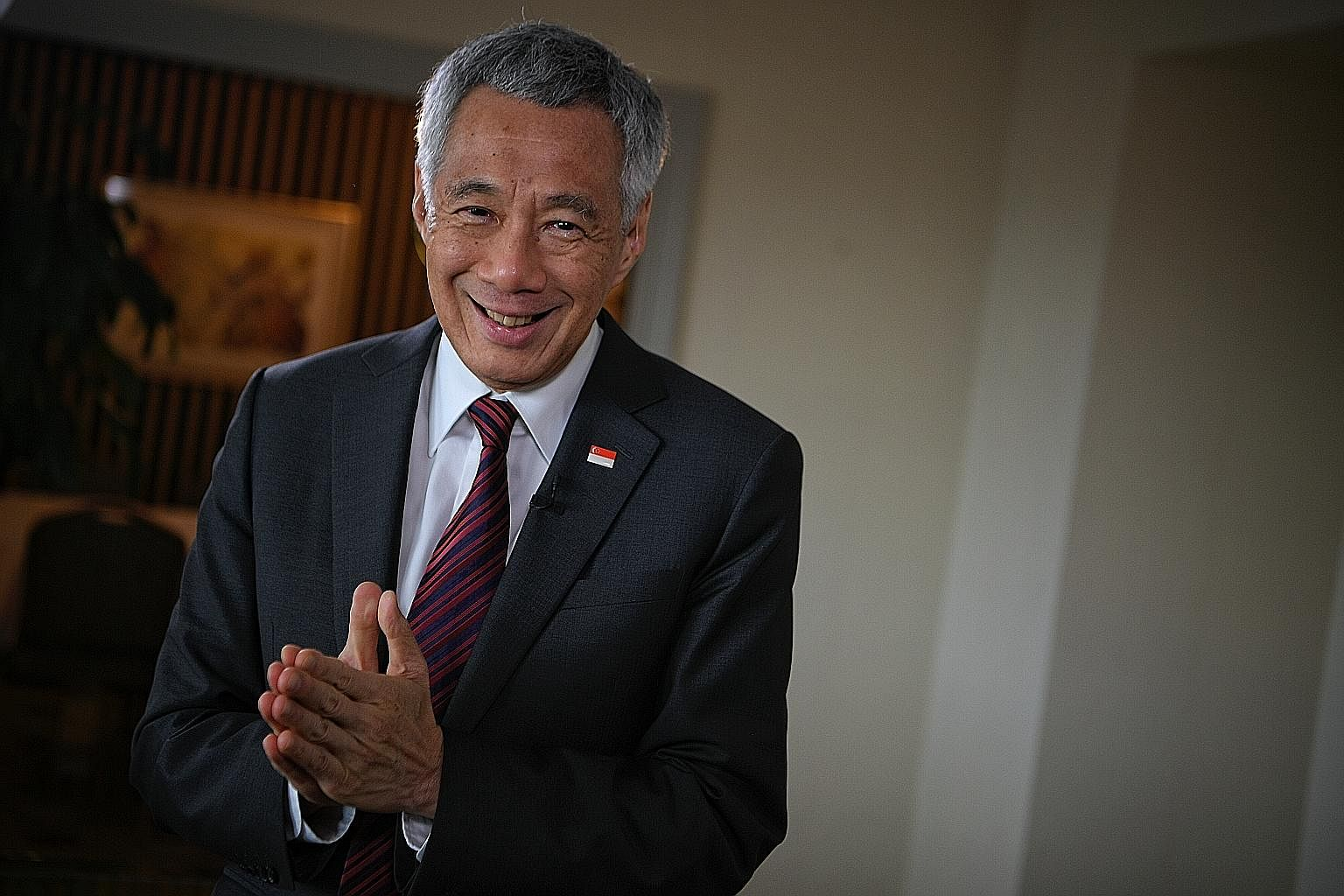 The Kampung Admiralty project was recently named the 2018 World Building of the Year at the World Architecture Festival. Prime Minister Lee Hsien Loong says the Government is focused on people's concerns, and working with citizens to create a better
