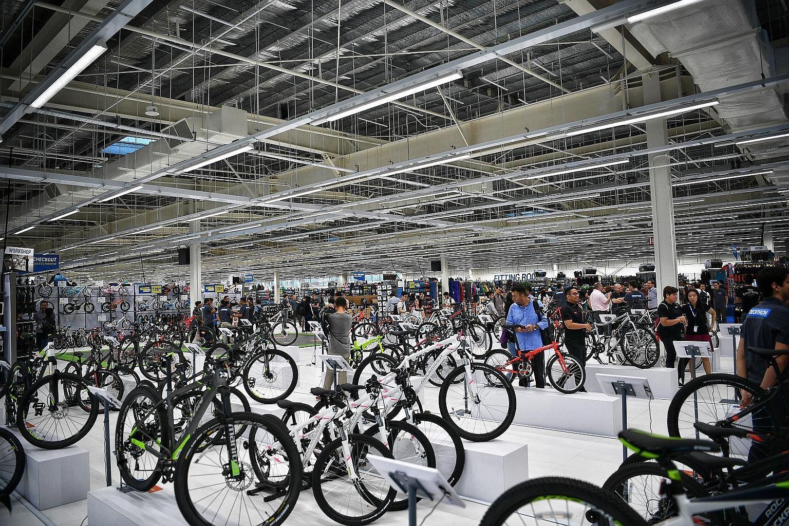 Sports retailer Decathlon opens 24-hour Kallang store, Sport News & Top  Stories - The Straits Times