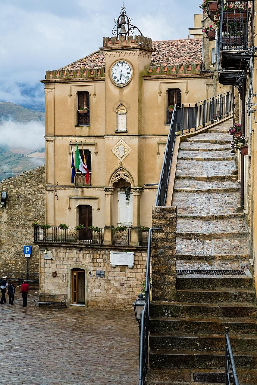 Gangi, a small town in Italy, offered 20 properties for less than US$2