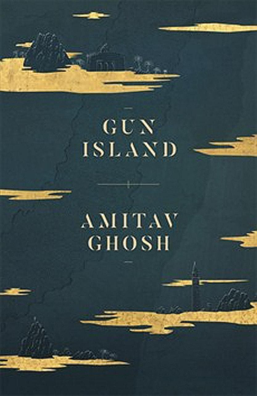 Amitav Ghosh was in Singapore last week for a public lecture at Yale-NUS College as part of its President's Speaker Series.