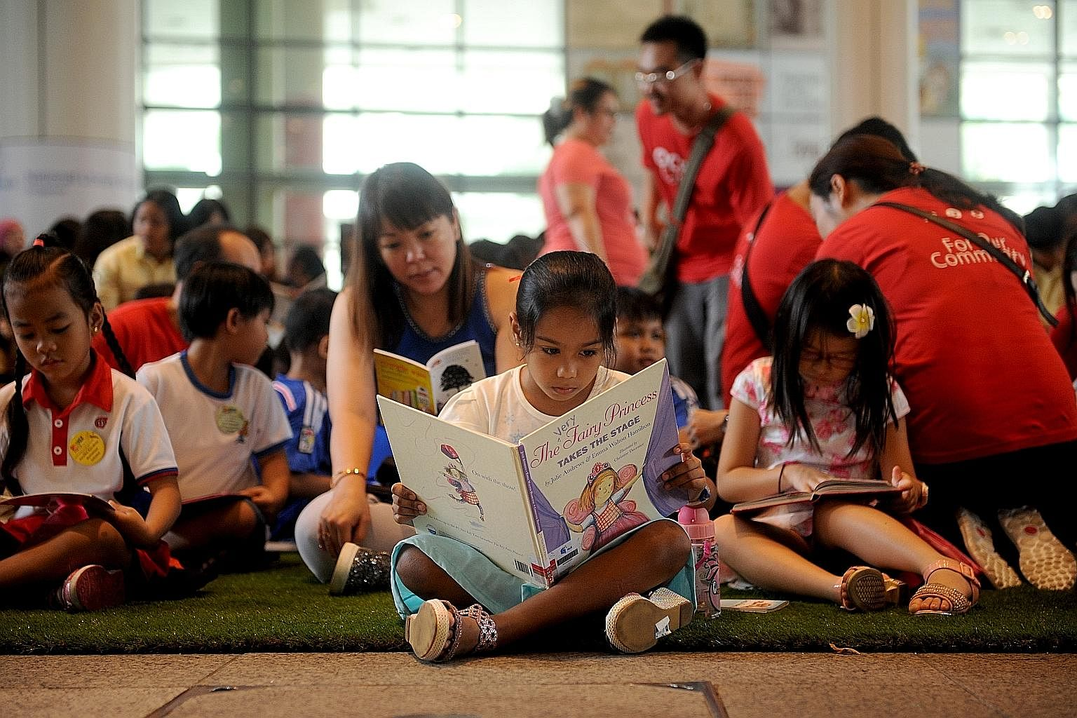 The debate on reading comes even as a study last year found that children here rank second out of 58 territories in terms of how well pupils read.