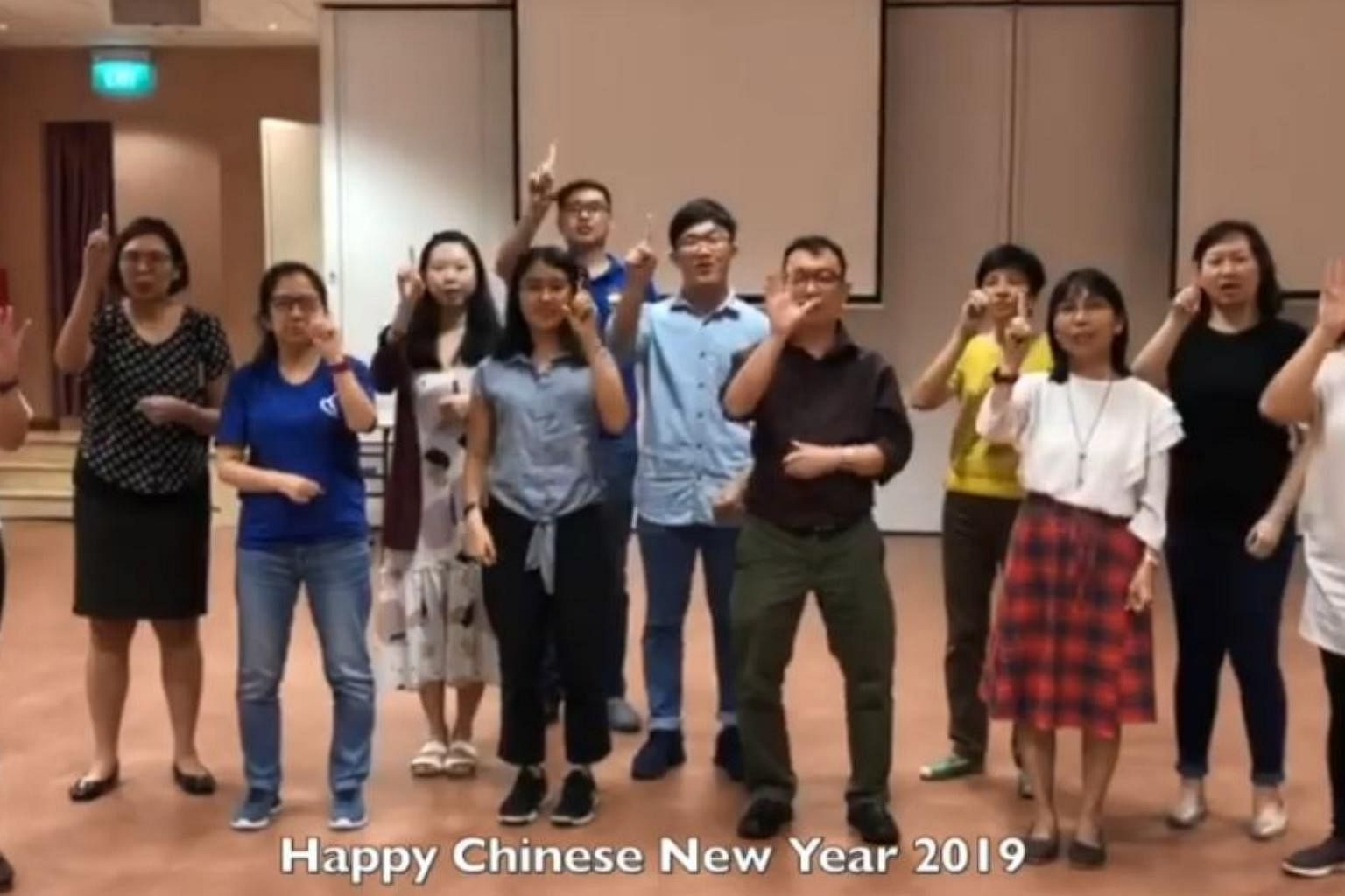 Chinese New Year: From reunion meals to greeting in sign language, here are 5 videos to usher in the Year of the Pig