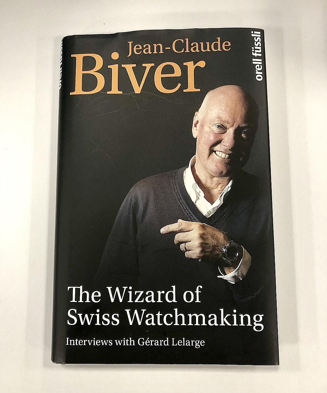 Mr Jean-Claude Biver (left) turned watch brands Blancpain, Omega and Hublot around, and also mentored top guys in the watchmaking world, including Mr Jean-Frederic Dufour of Rolex; and Mr Ricardo Guadalupe of Hublot. His career is chronicled in The W