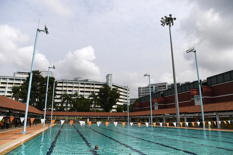Parliament Drowning Detection System To Be Rolled Out At 11 Public Pools By April 2020 Politics News Top Stories The Straits Times