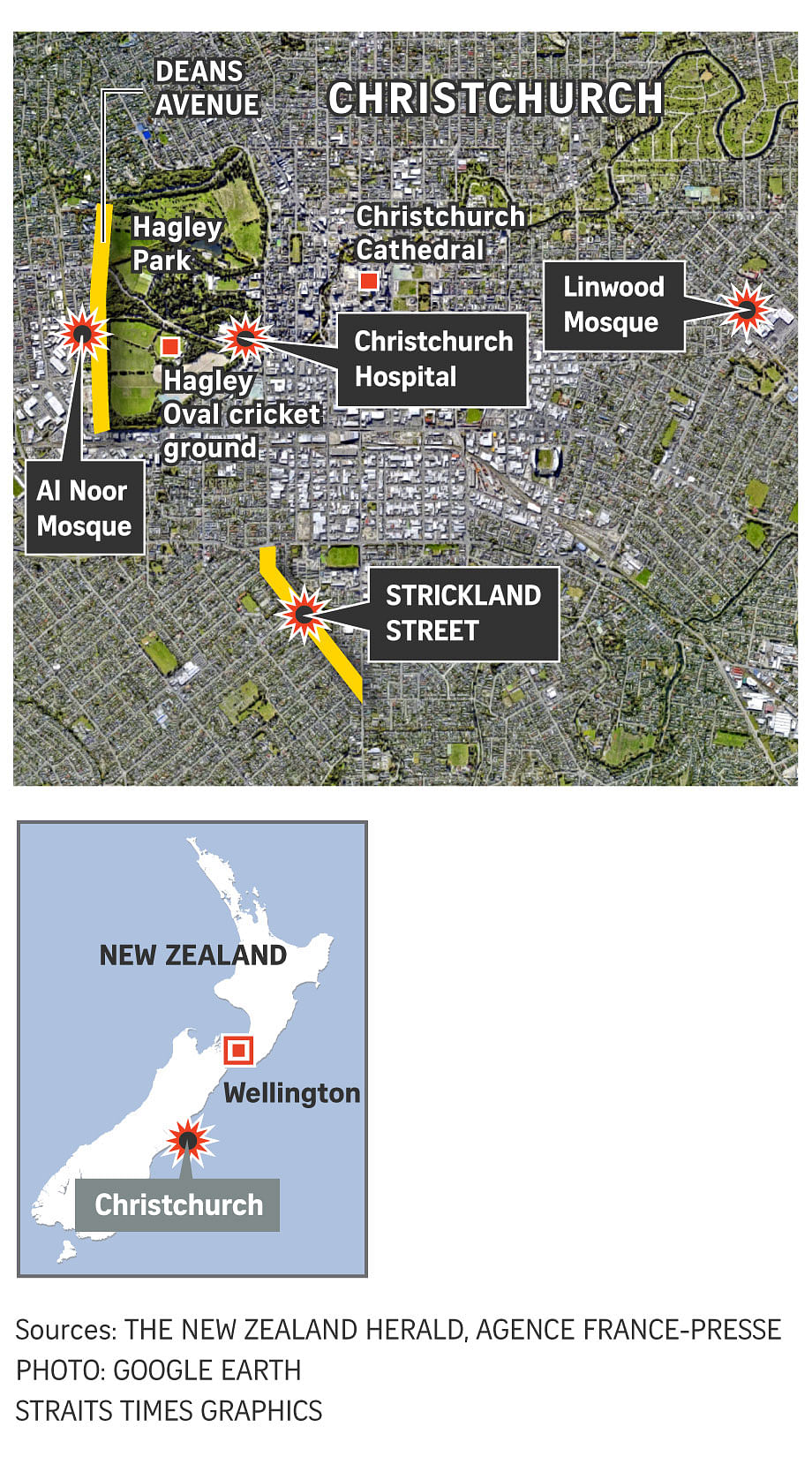 One of New Zealand\'s darkest days\': At least 49 killed in ...