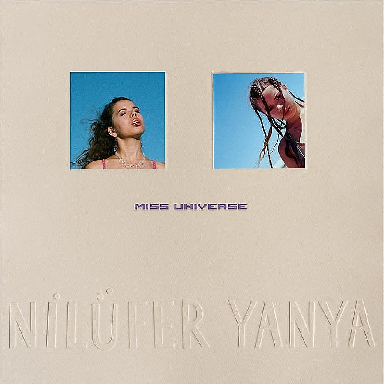 Nilufer Yanya (above) switches effortlessly between yearning urgency and insouciant cool while Jenny Lewis' (left) moody, bittersweet lyrics capture nostalgia and loss.