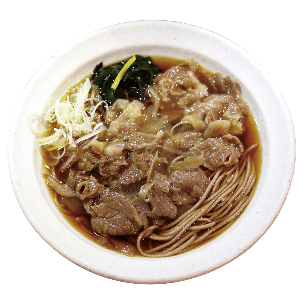 If you are in the moo-d for beef, try the Wagyu Suki Soba, served Sukiyaki-style.