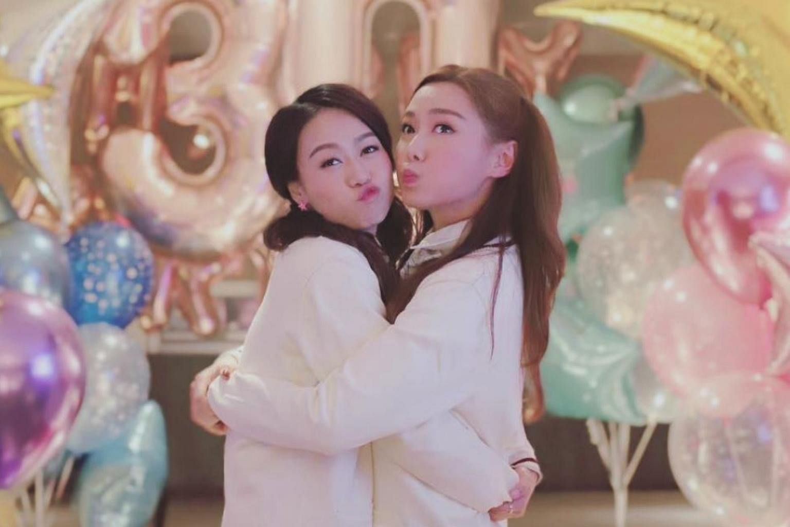 Roxanne Tong Who Replaces Jacqueline Wong In Tvb Drama Has To Shed 4 5kg Entertainment News Top Stories The Straits Times