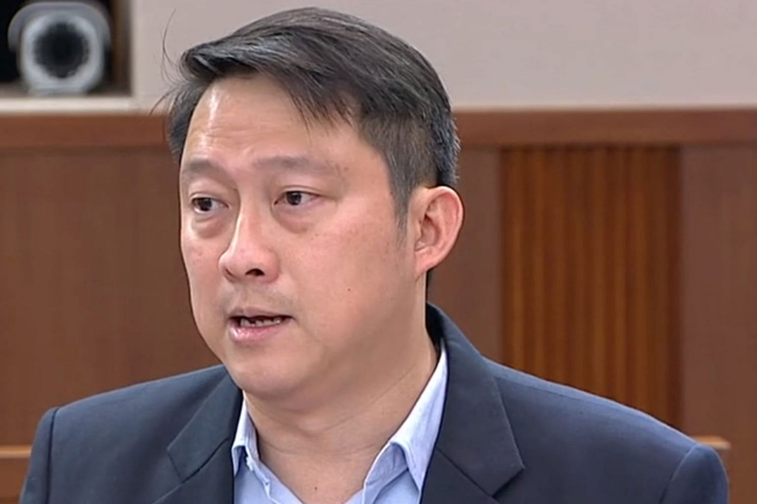 Banning personal mobility devices from footpaths and restricting their use to roads would pose a greater risk to riders as well as motorists, said Senior Minister of State for Transport Lam Pin Min. He noted that the speed limit for PMDs and bicycles
