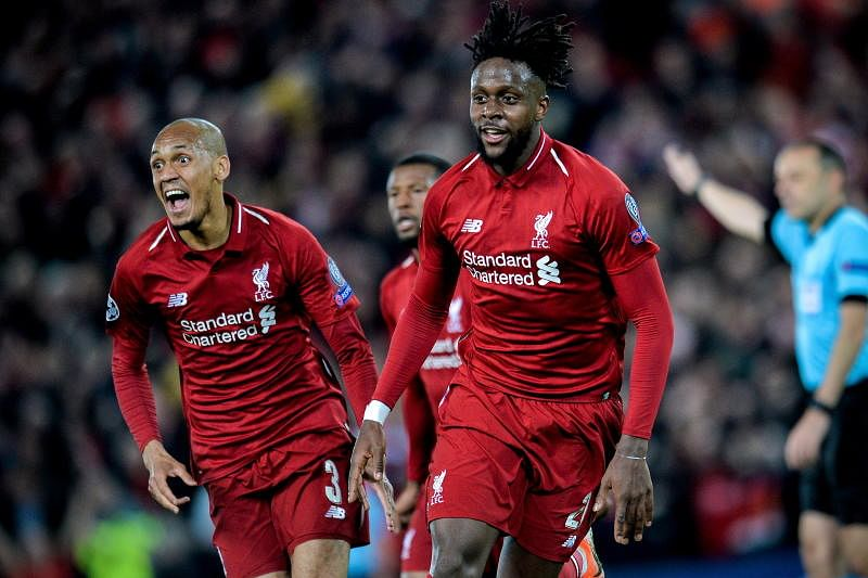 5 things to know about Liverpool's 4-0 Champions League win