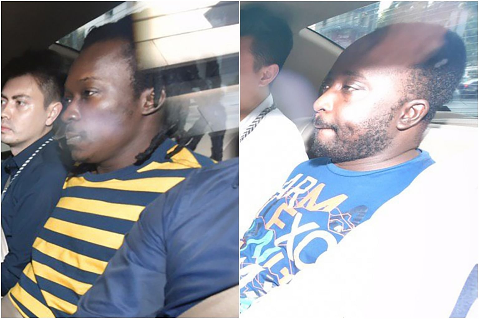 Photos of nigerian male scammers