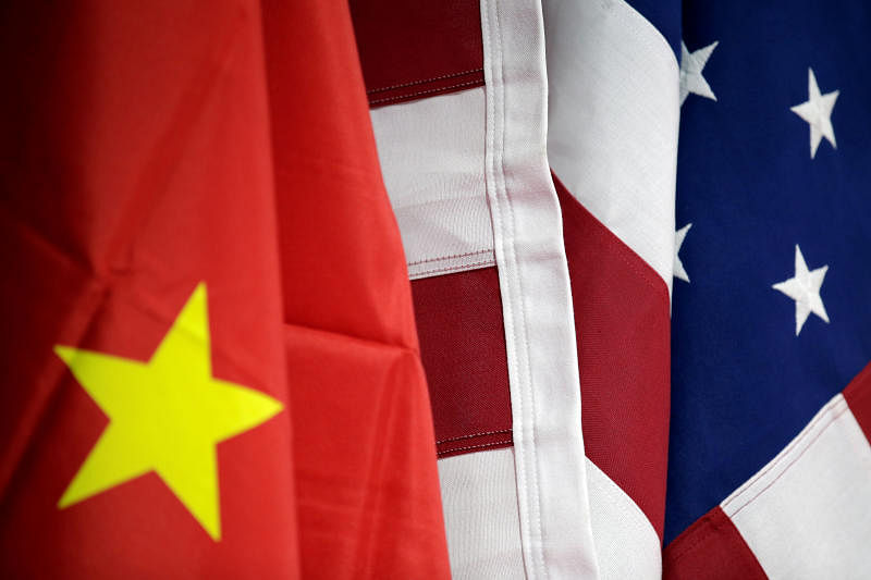 China says USA  actions on Taiwan, South China Sea threaten stability