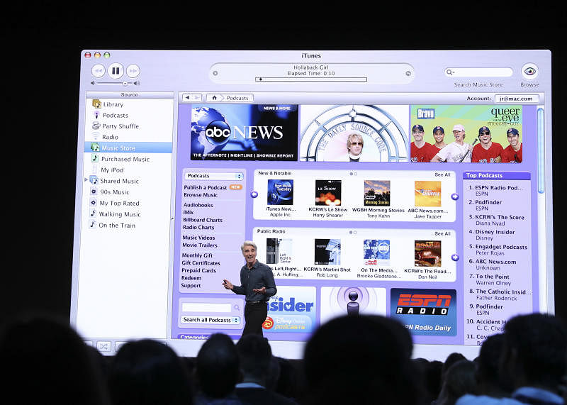 The Big Story: Apple to end iTunes and more elderly committing