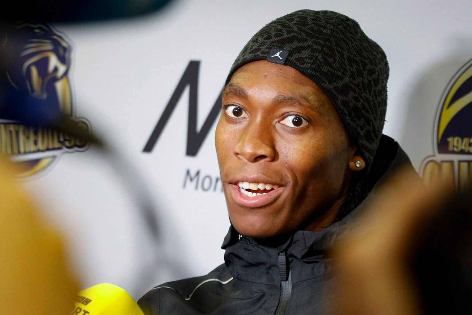 Athletics: Caster Semenya accuses IAAF of using her as a 'human