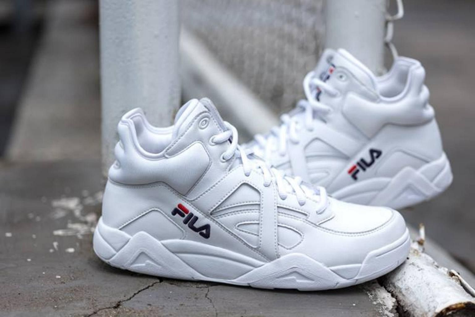 The man who brought Fila back from the dead is now worth ...