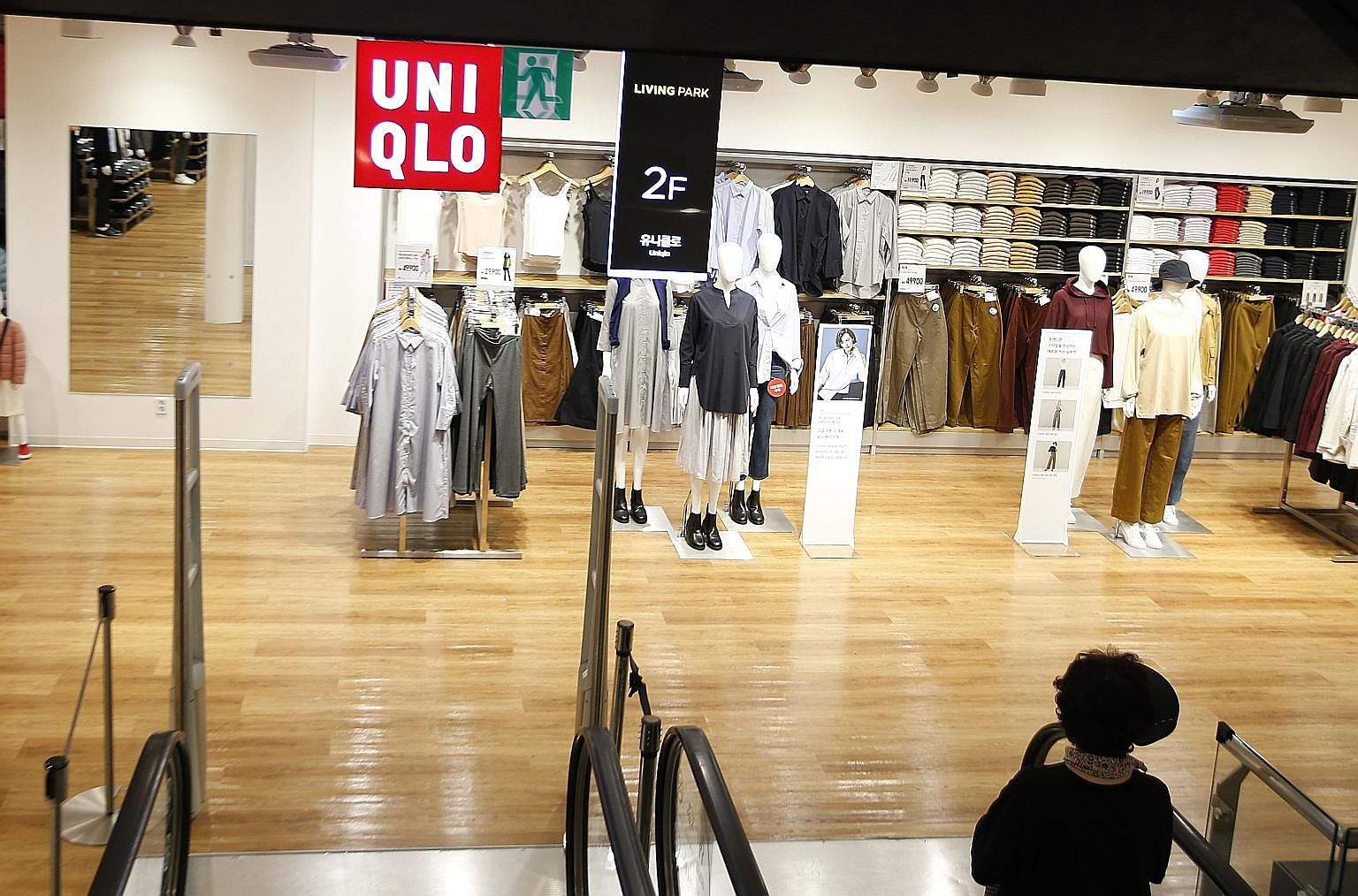 Boycott of Japanese products hitting Uniqlo's sales in S