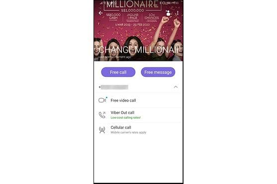 Beware of 'Be A Changi Millionaire' scam calls over Viber