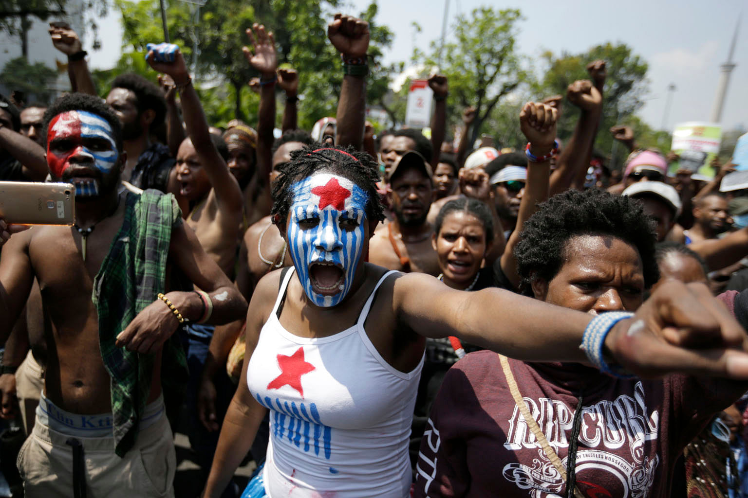 Image result for papua unrest 2019