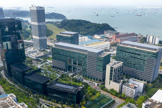Mapletree Commercial Trust to buy Pasir Panjang business park for ...
