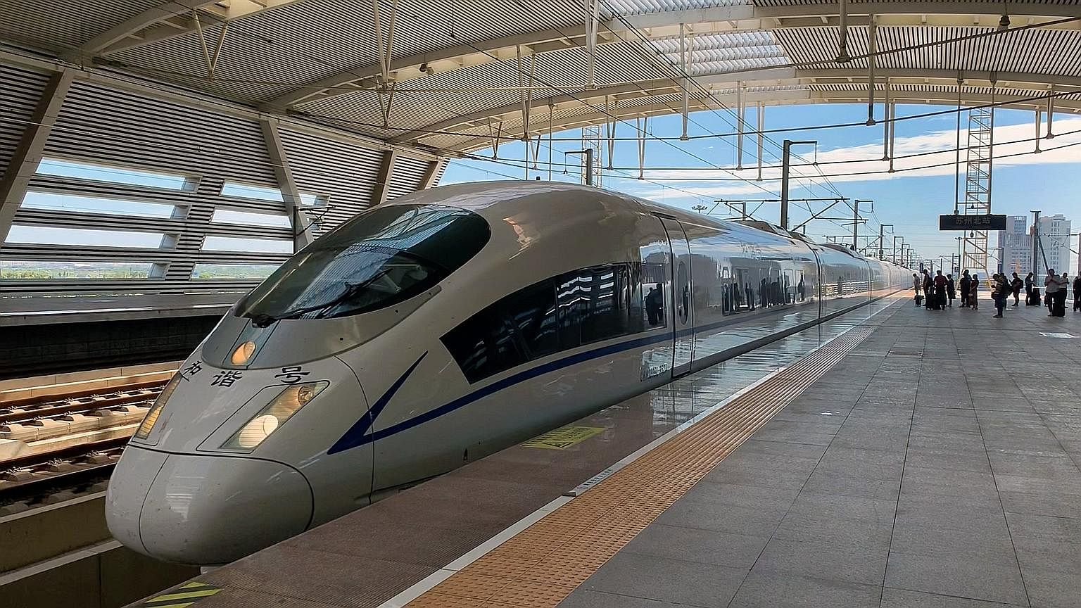 China's high-speed-rail network, the world's longest, tops 30,000km this year, offering seemingly endless destinations to visit.