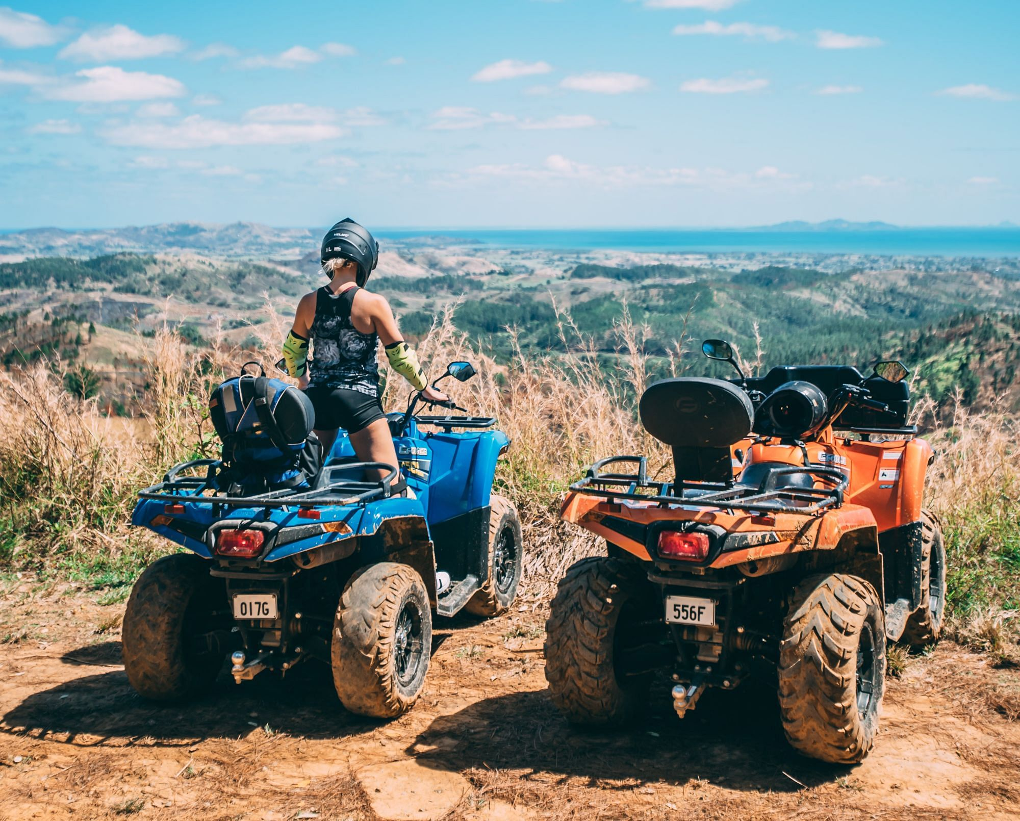 Quad Bike Adventure Fiji