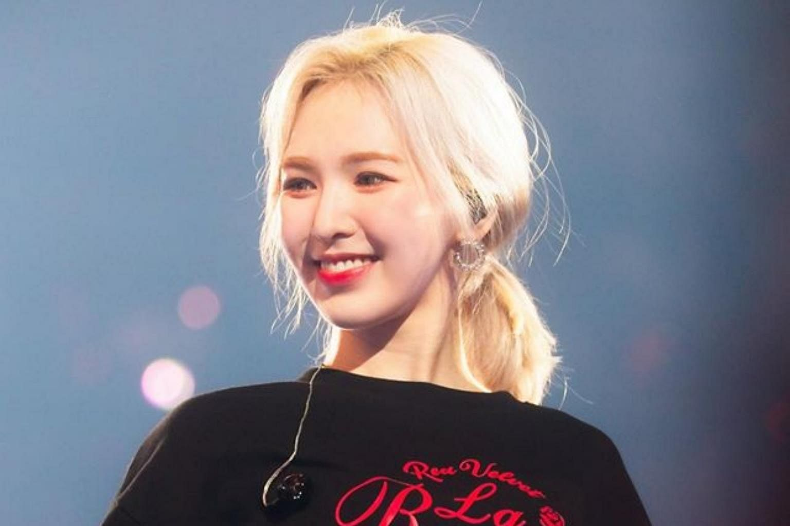 7 Wendy's habits that show her happiness