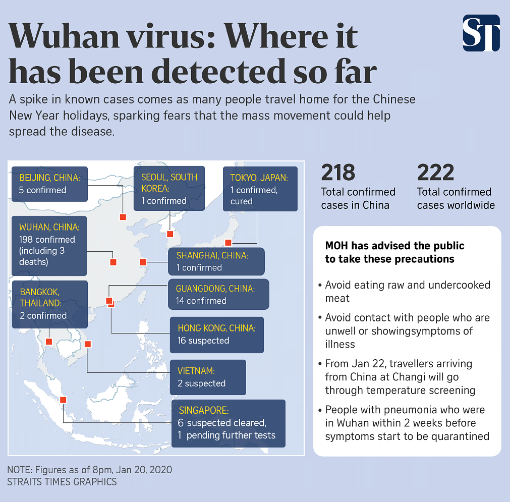 Coronavirus First Case In China: Wuhan Virus: 3rd Death Reported In China As Cases Soar