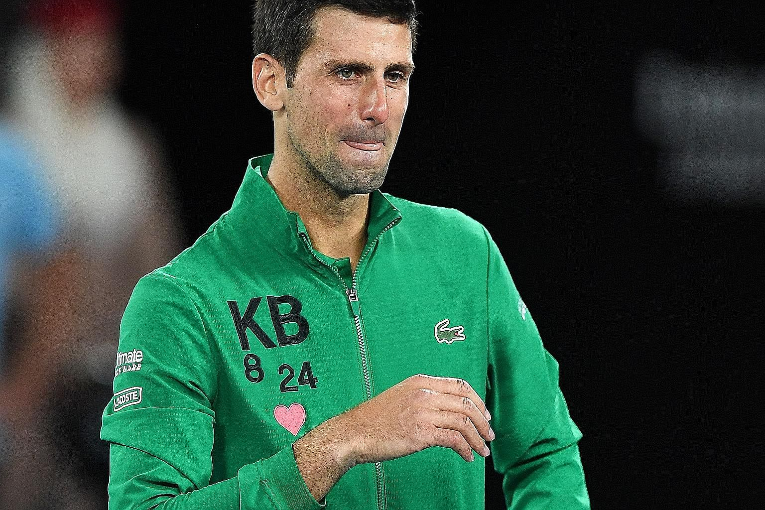 Djokovic Has His Eye On The Prize Tennis News Top Stories The Straits Times