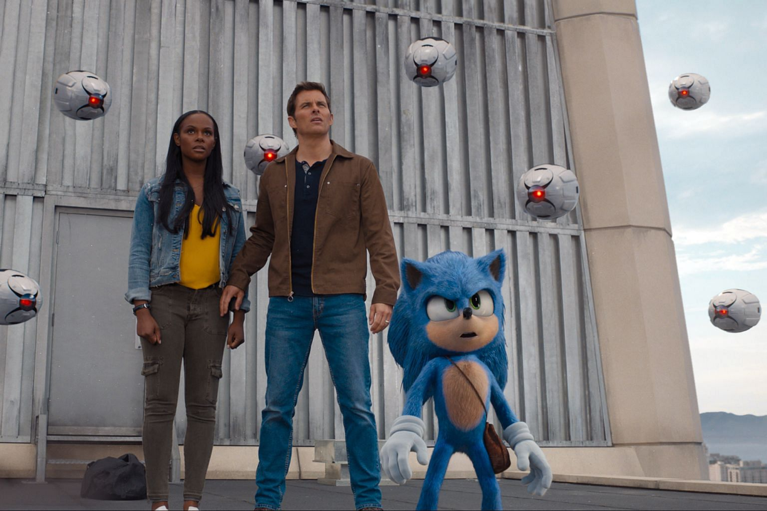 Sonic The Hedgehog Tops Weekend Box Office Again In North America Entertainment News Top Stories The Straits Times