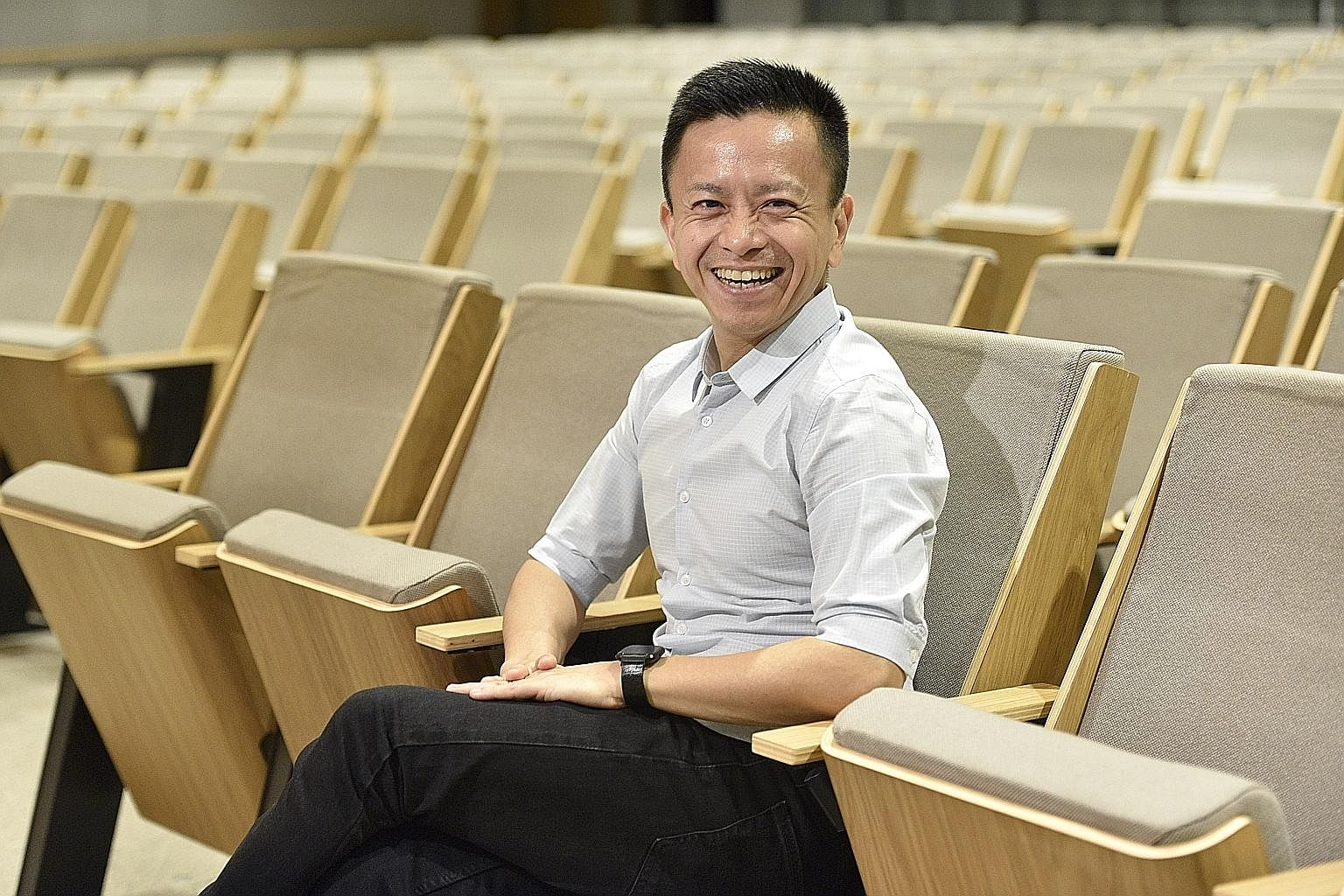 Senior pastor Wilson Teo, who has recovered, says the cluster of infections at his church has brought his team closer but admits they were not prepared for the crisis when it happened.
