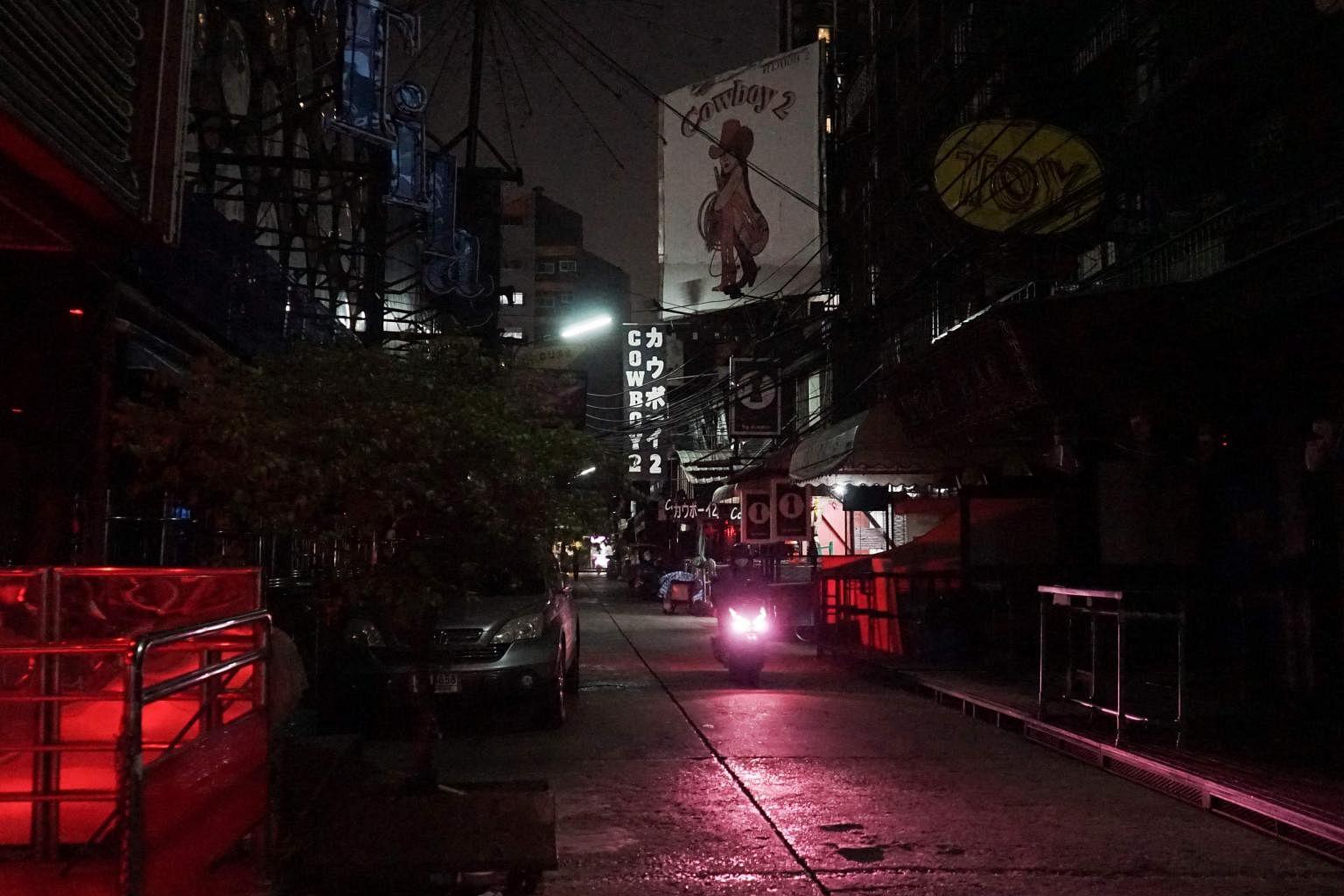 Bangkok Prostitution Street