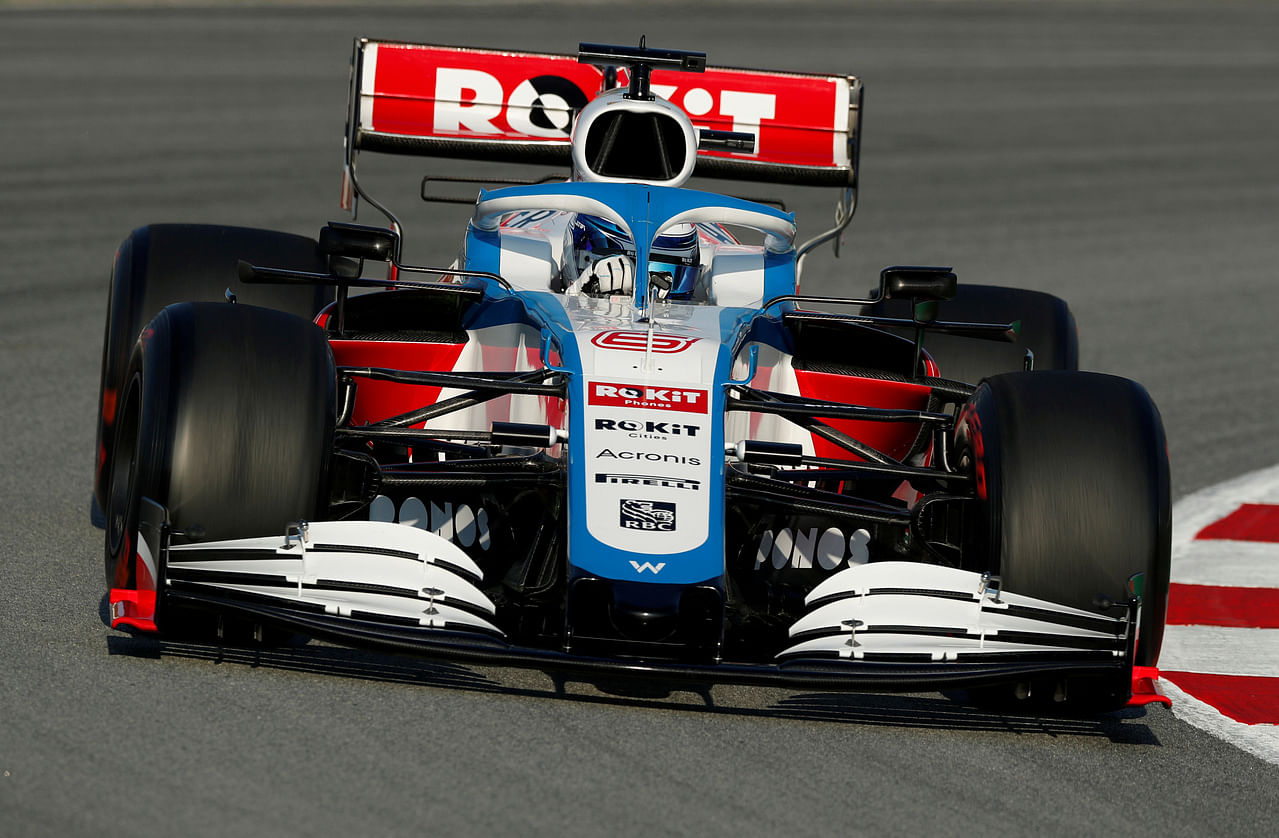 Motor Sports Canadian Food Tycoon Rescues Struggling Williams F1