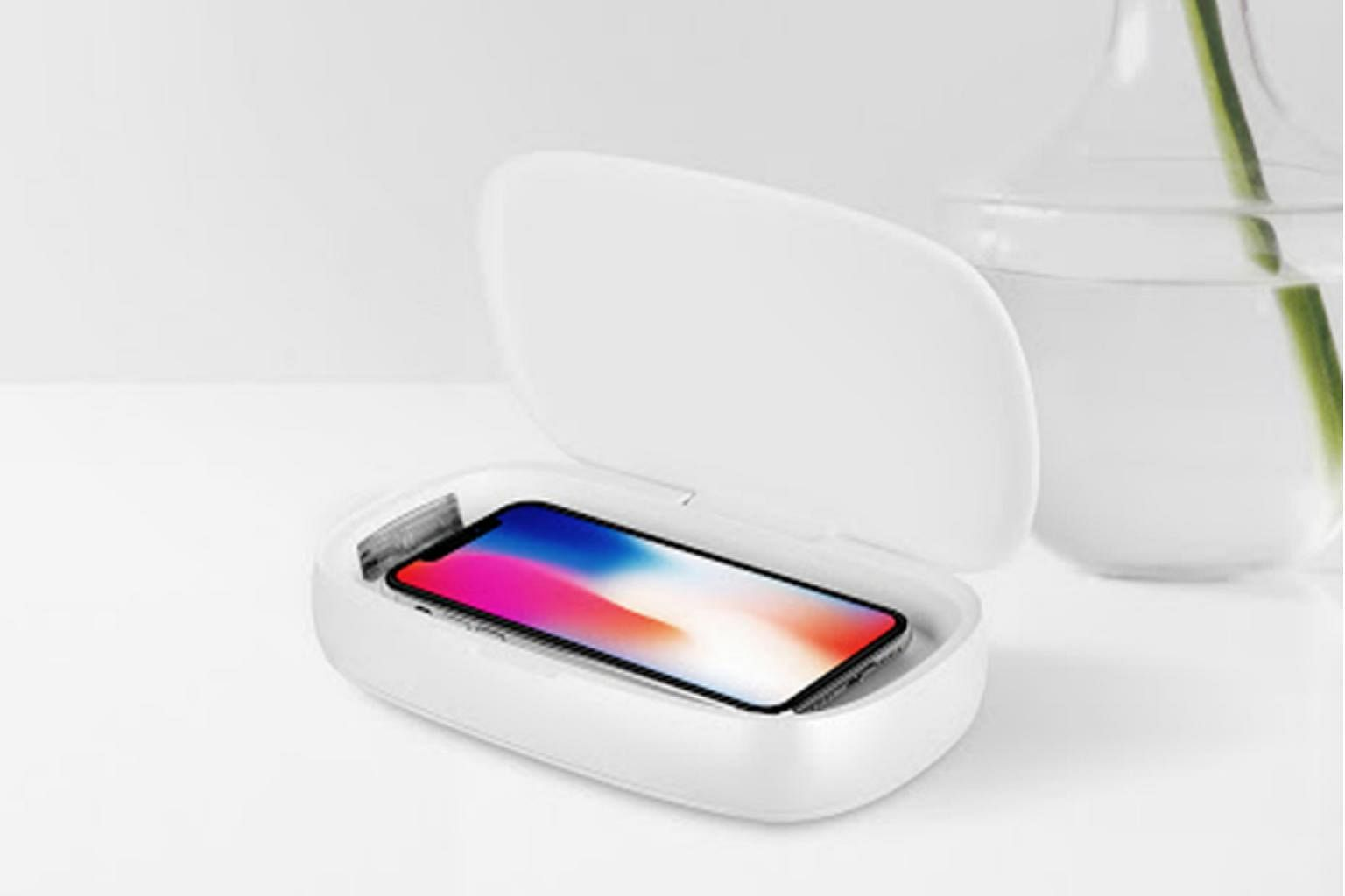 Sales Of Uv Box Sanitisers Rise Due To Covid 19 Smartphones News