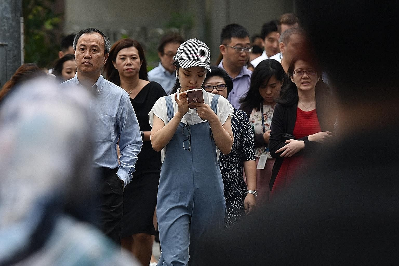 Job seekers are now required to be adaptable, able to work in multicultural teams and capable of communicating effectively - skills which will enable them to not just land a job in the post-pandemic world, but also thrive in it. ST FILE PHOTO