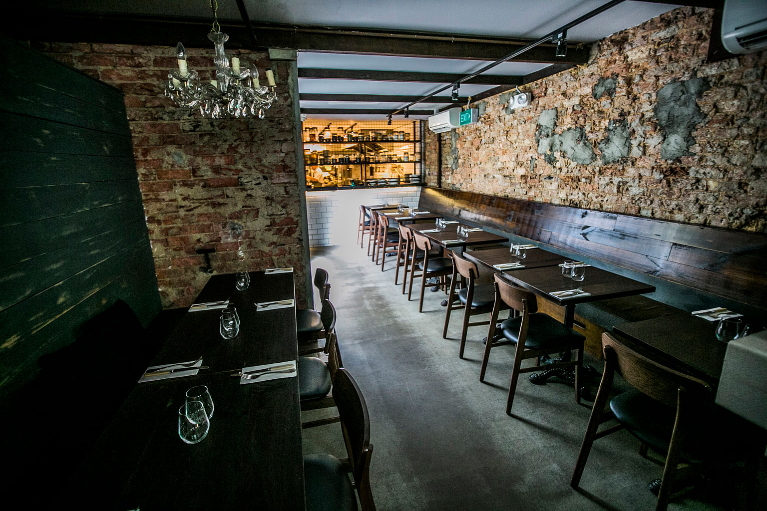 The Lo & Behold Group said the reopening of its upmarket Western restaurant The Black Swan (left) in Cecil Street will be put on hold because the Central Business District crowd will continue to remain thin for another few months as most people will