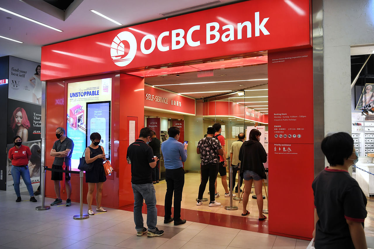 OCBC Bank targets to hit $25 billion of sustainable financing by 2025,  Companies & Markets News & Top Stories - The Straits Times